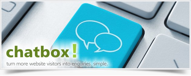 chatbox website enquiry tool
