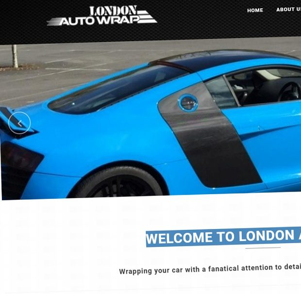 London Auto Wrap